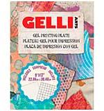 SO: Gelli Arts Gel Printing Plate - 9 x 12 inch