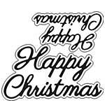 SO: Cheery Lynn Designs Dies - Happy Christmas