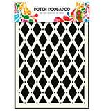 Dutch Doobadoo A5 Mask Stencil - Diamond