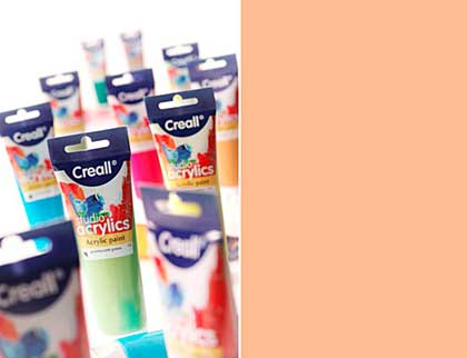 Creall Studioacrylic Paint - Skintone 120ml tube