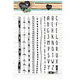 SO: Studio Light - Love and Home Clear Stamps Set 127