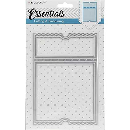 Studio Light Essentials Cutting and Embossing Die