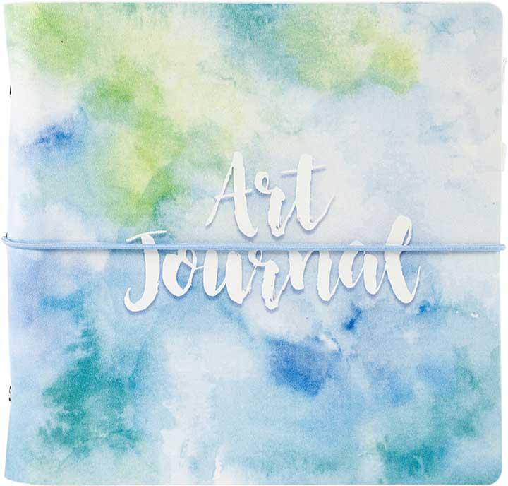 Studio Light Essentials Art Journal (30 Sheets with Zip Pocket)