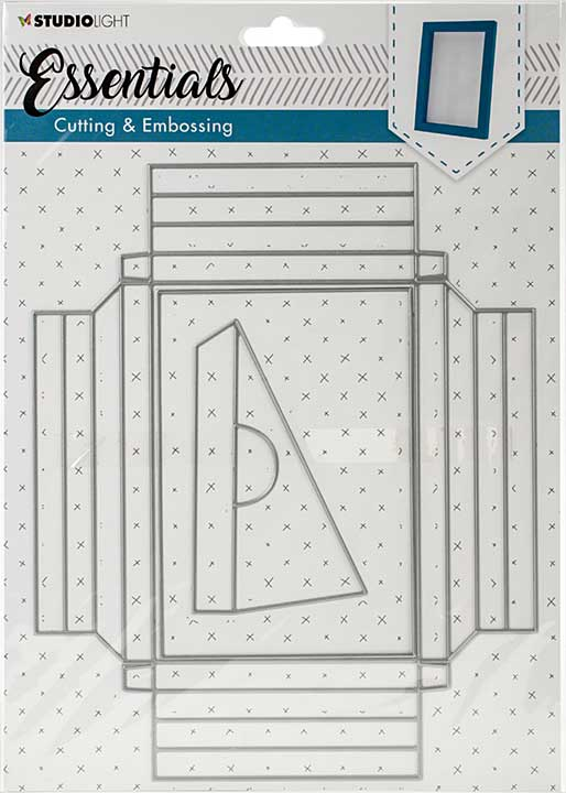 Studio Light Big Frame Essentials Cutting and Embossing Die
