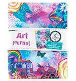 Art By Marlene - Ringbinder Art Journal (5.70 x 7.5inch)