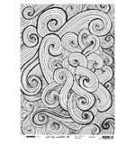 Art By Marlene - Rice Paper #02 (A4 Sheet)