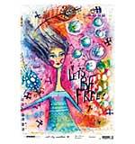 SO: Art By Marlene - Rice Paper #04 (A4 Sheet)