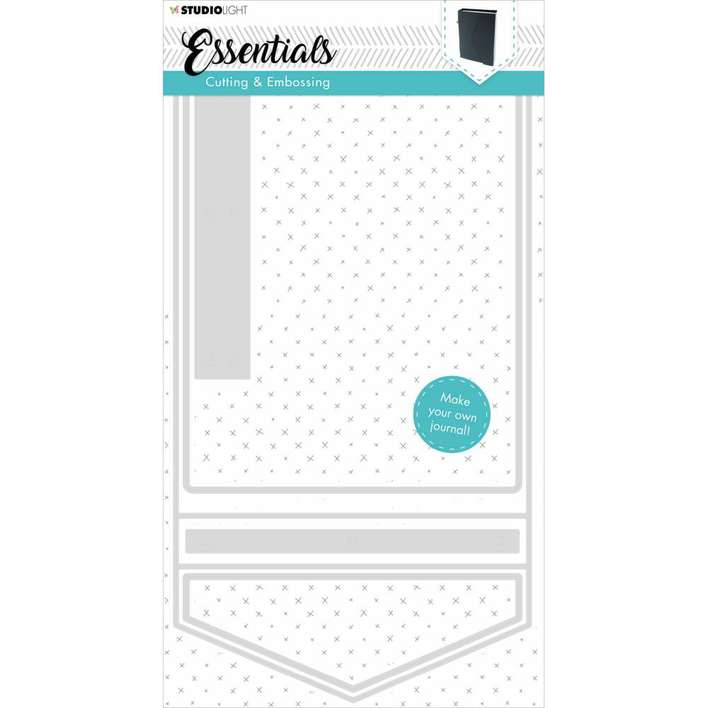 Studio Light Essentials Cutting and Embossing Die #254