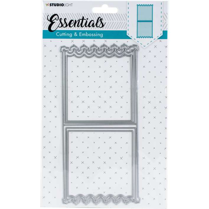 Studio Light Essentials Cutting and Embossing Die #265