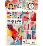 Art By Marlene - Collage Paper #07, Artsy Arabia (A4, 20pk, 10 Designs, 2 each)