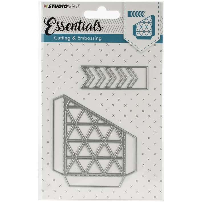Studio Light - Embossing die cut Essentials #144