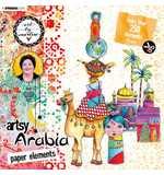 SO: Studio Light Art By Marlene Paper Elements Set #01, Artsy Arabia