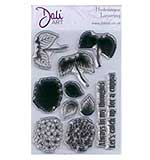 SO: Dali Art - Layering Hydrangea Stamp Set