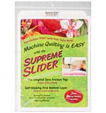 SO: Quilt Easy - Supreme Zero Friction Slider for Sewing Machines (8 x 11.5)