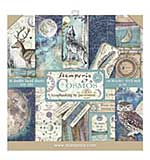 Stamperia Cosmos 12x12 Inch Paper Pack