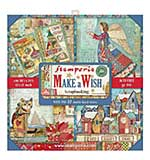 Stamperia Make a Wish 12x12 Inch MAXI Paper Pack