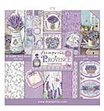 SO: Stamperia - Provence 12x12inch Paper Pack
