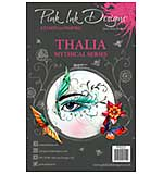 SO: Pink Ink Designs A5 Clear Stamp Thalia