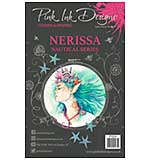 Pink Ink Designs A5 Clear Stamp Nerissa