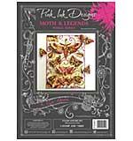 Pink Ink Designs A Cut Above Moth and Legends - Stamp & Die Set [PI2001]