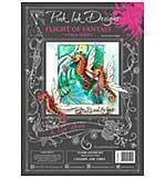 Pink Ink Designs A Cut Above Flight Of Fantasy - Stamp & Die Set [PI2001]