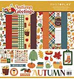PhotoPlay Collection Pack 12x12 - Autumn Greetings