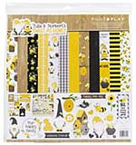 PhotoPlay Collection Pack 12x12 - Sweet As Honey