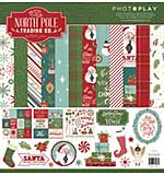 PhotoPlay Collection Pack 12x12 - The North Pole Trading Co
