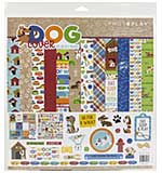 SO: PhotoPlay Collection Pack 12X12 - Dog Lover