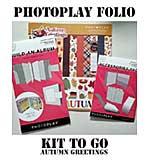 PhotoPlay Autumn Kit To Go