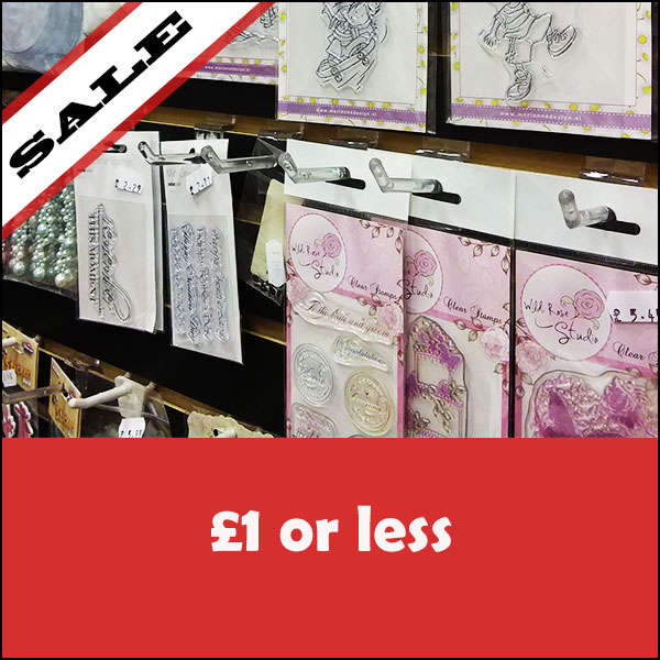 SALE One Pound or Less