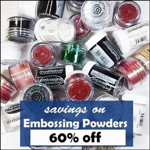 Embossing Powders