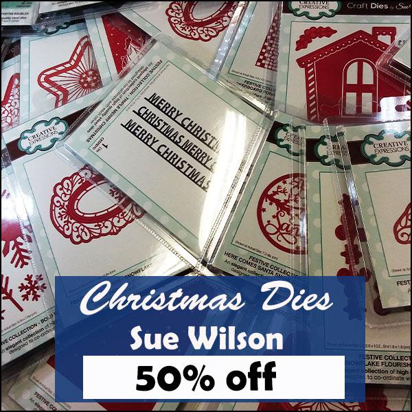 Sue Wilson Christmas