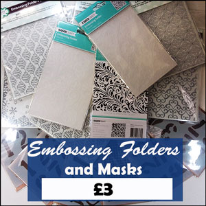 £3 Folders and Stencils