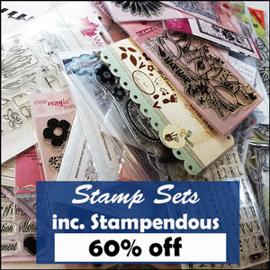 60% off Stamps
