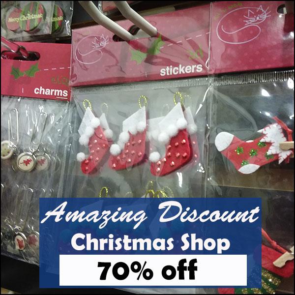 SALE Christmas Shop