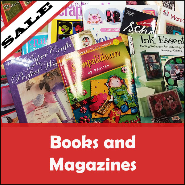 SALE Books and Magazines