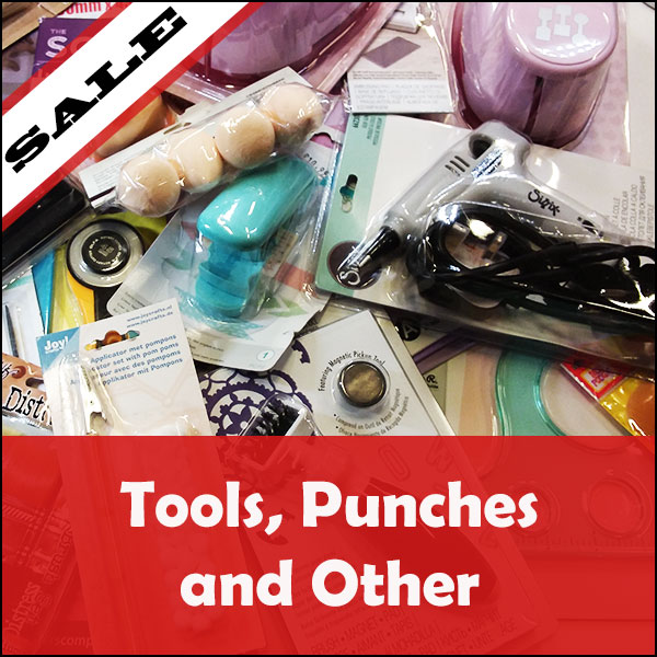 SALE Tools and Foiling