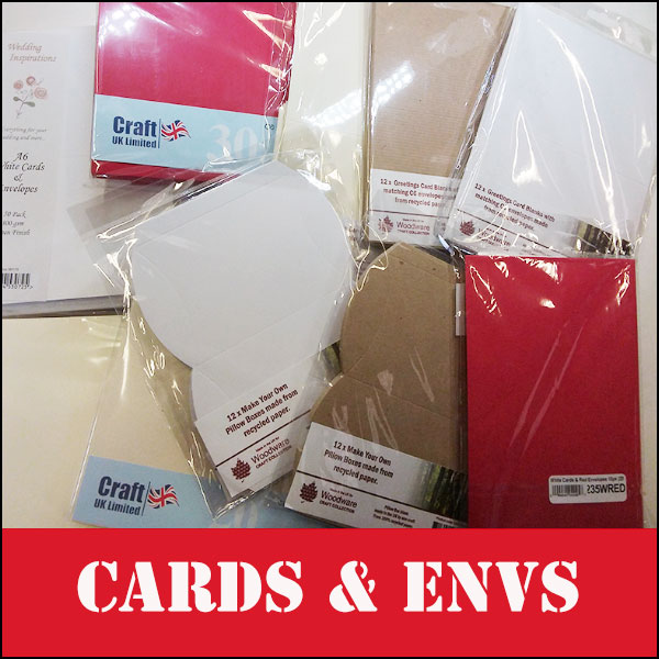 Card and Envelope Packs