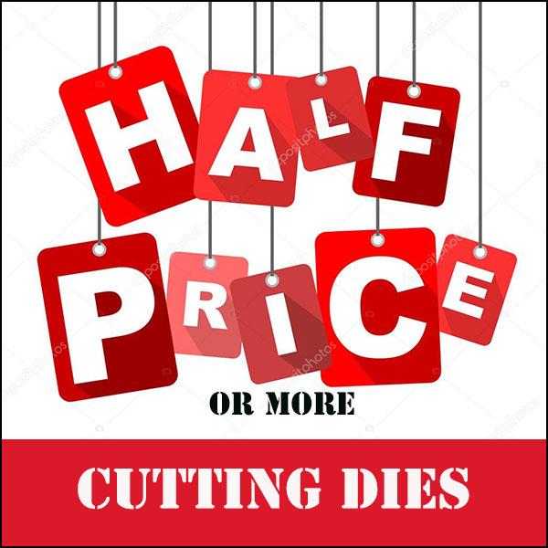 50% off Dies