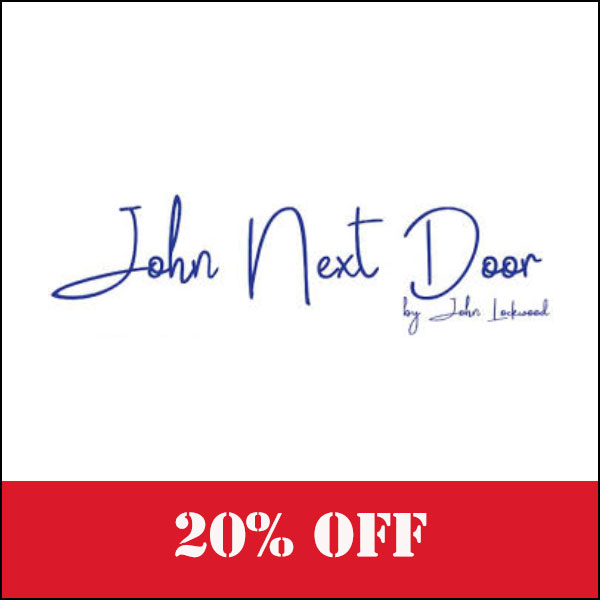 20% off John Next Door