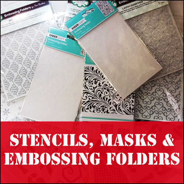 Stencils, Masks, Folders