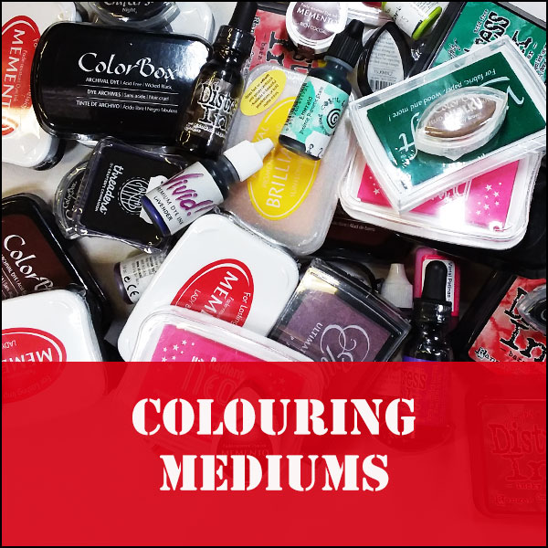Colouring Mediums