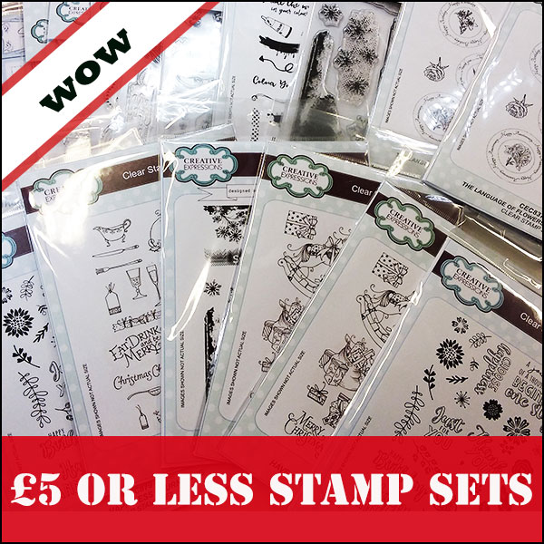 £5 or less Stamps