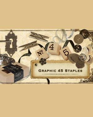 G45 Staples