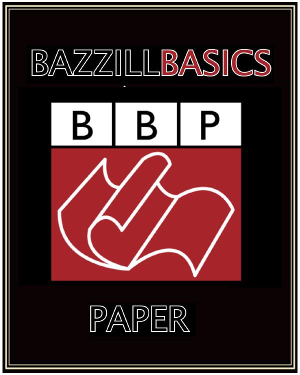 Bazzill Basics Card