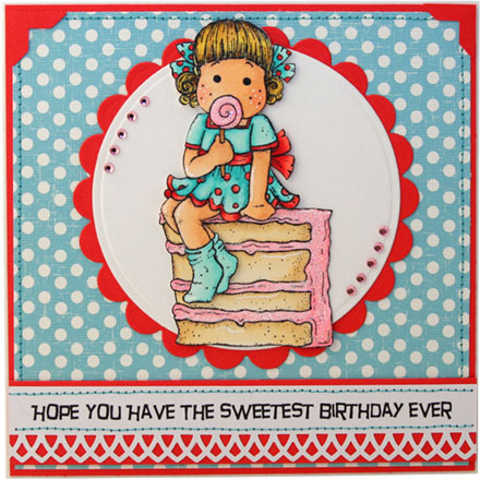 Have the sweetest Birthday! by Louise Roache