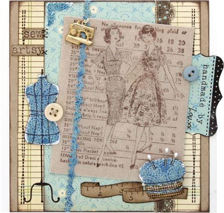 Sew Artsy by Louise Molesworth
