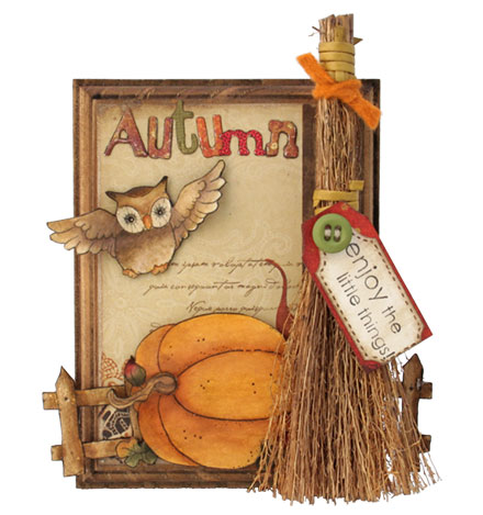 Autumn time by Louise Molesworth
