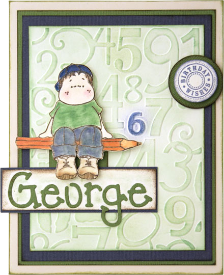 Geaorge by Louise Molesworth